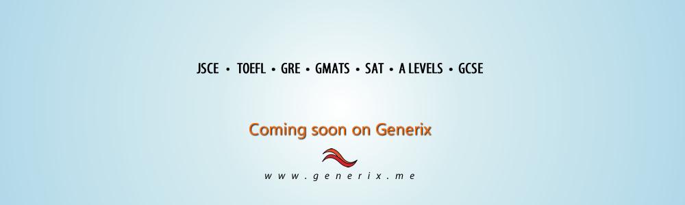 Generix First Class